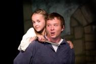 Twelfth Night, 2011. Photo by Amy Weiland.