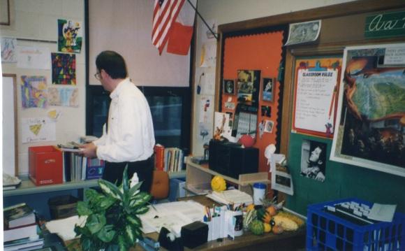 First Classroom 1