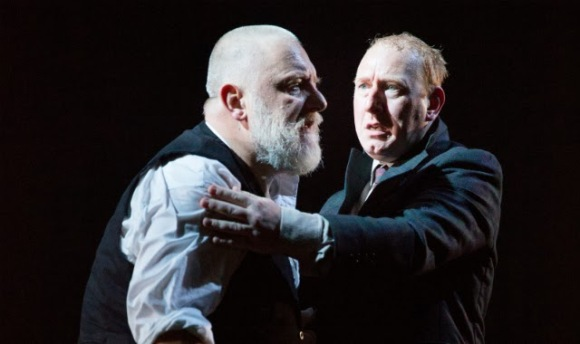 RESIZeSimon Russell Beale Adrian Scarborough  Mark Douet